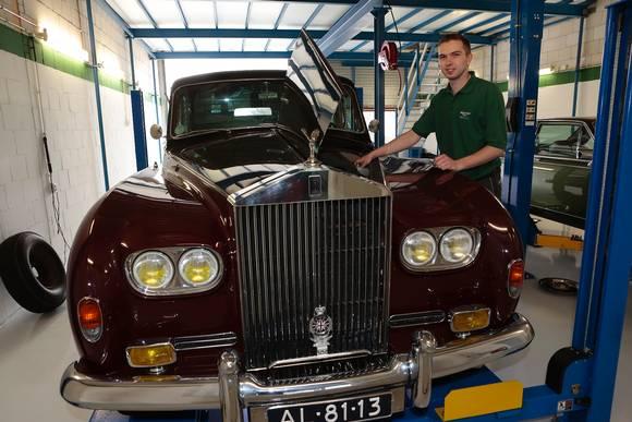 Bentley GT Reparatie