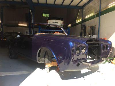 Bentley Corniche Totaal Restauratie